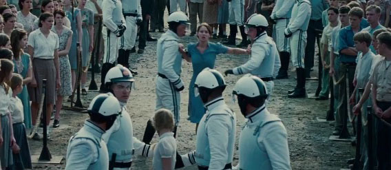 """hunger games vs the lottery I found """"mood words in the lottery and the hunger games"""" lesson plan at share my lesson there are so many more free, quality lessons on the site, so head on over."""